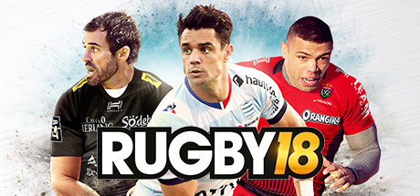 Game Banner RUGBY 18