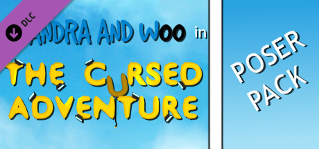 Sandra and Woo in the Cursed Adventure - Poser Pack Upgrade