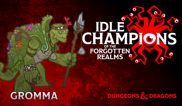 This Limited Time Adventure Runs From Today Until Noon PST On Tuesday November 28th 2017 And Introduces Gromma The Tortle Druid