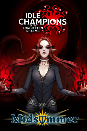 Idle Champions of the Forgotten Realms poster image on Steam Backlog