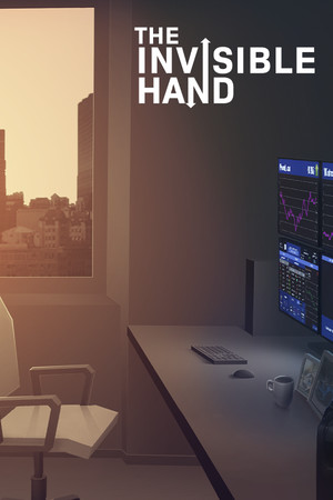 The Invisible Hand poster image on Steam Backlog