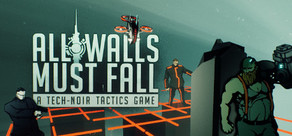 All Walls Must Fall cover art