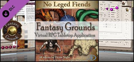 Fantasy Grounds - No Legged Fiends (Token Pack)