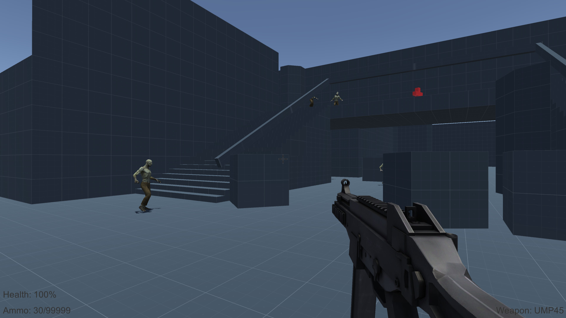Multiplayer FPS Demo on Steam
