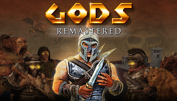GODS Remastered on Steam