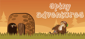 Spiny Adventures cover art