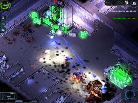 Скриншот из Alien Shooter: Vengeance