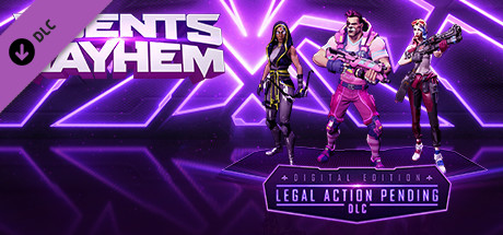 Legal Action Pending DLC - Digital Edition