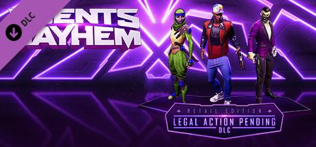 Legal Action Pending DLC - Retail Edition