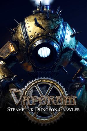 Vaporum poster image on Steam Backlog
