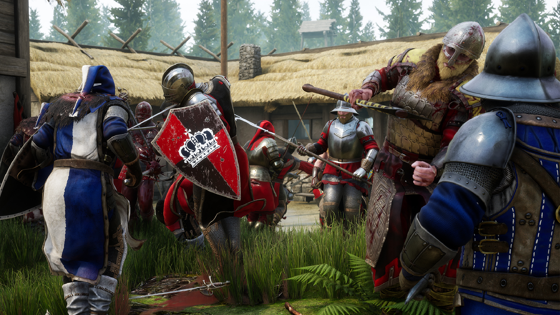 Find the best laptop for MORDHAU