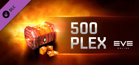 EVE Online: 500 PLEX on Steam