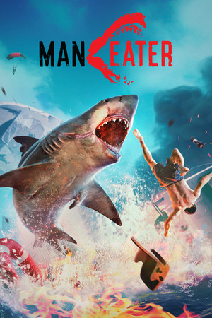 Maneater poster image on Steam Backlog