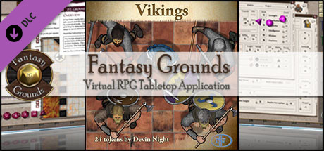 Fantasy Grounds - Vikings (Token Pack)