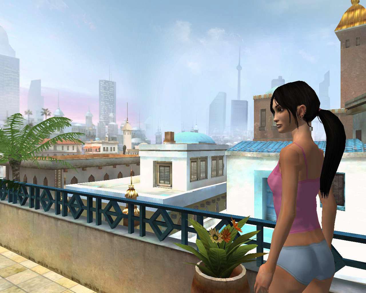 Dreamfall: The Longest Journey screenshot 1