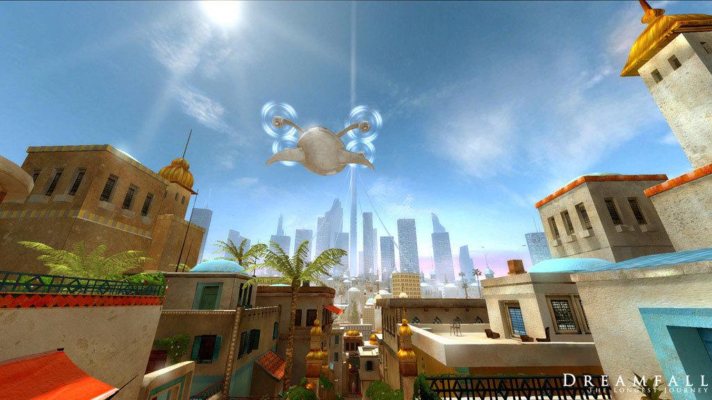 Dreamfall: The Longest Journey screenshot 3