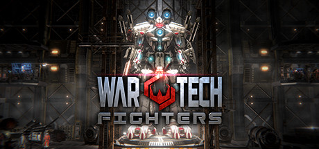 War Tech Fighters cover art
