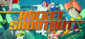 Super Rocket Shootout cover art