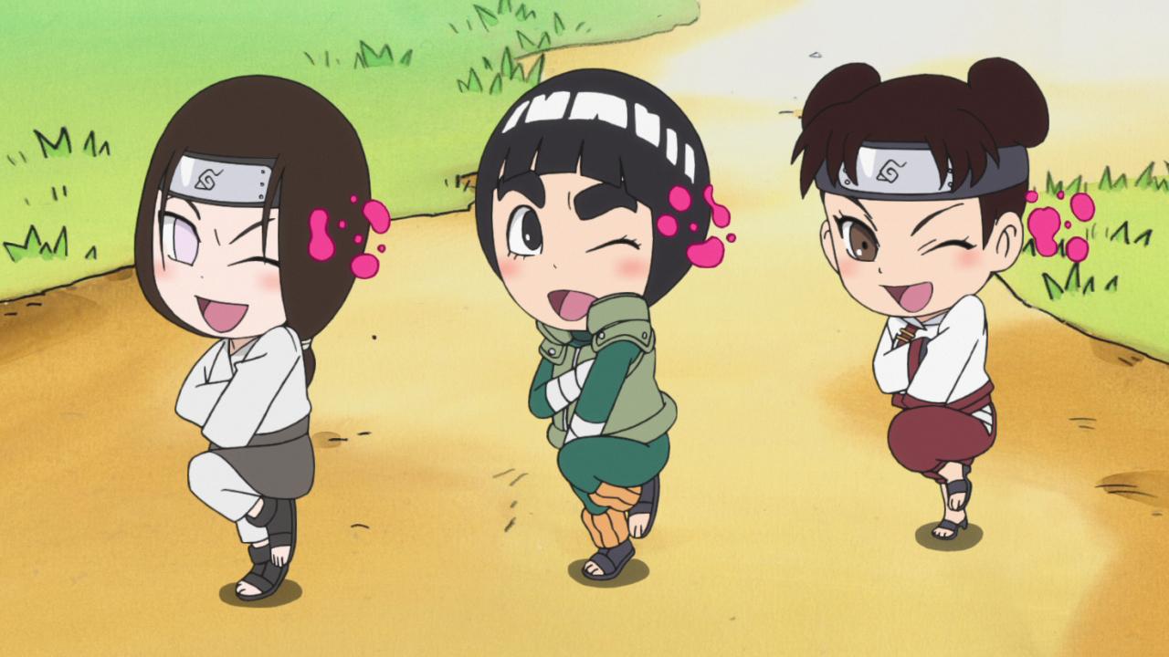 rock lee & his ninja pals season 1 episode 51