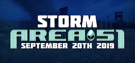 Storm Area 51: September 20th 2019 on Steam