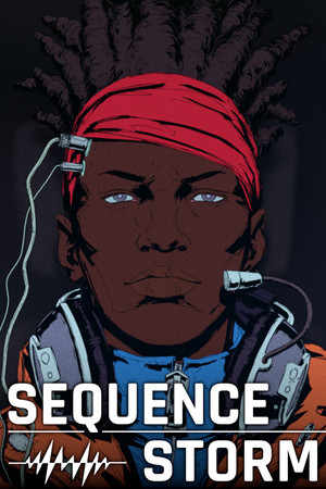 SEQUENCE STORM poster image on Steam Backlog