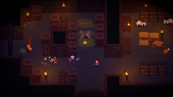 Screenshot of Mana Spark