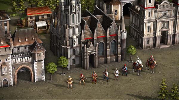 скриншот Deluxe Content - Cossacks 3: Path to Grandeur 0