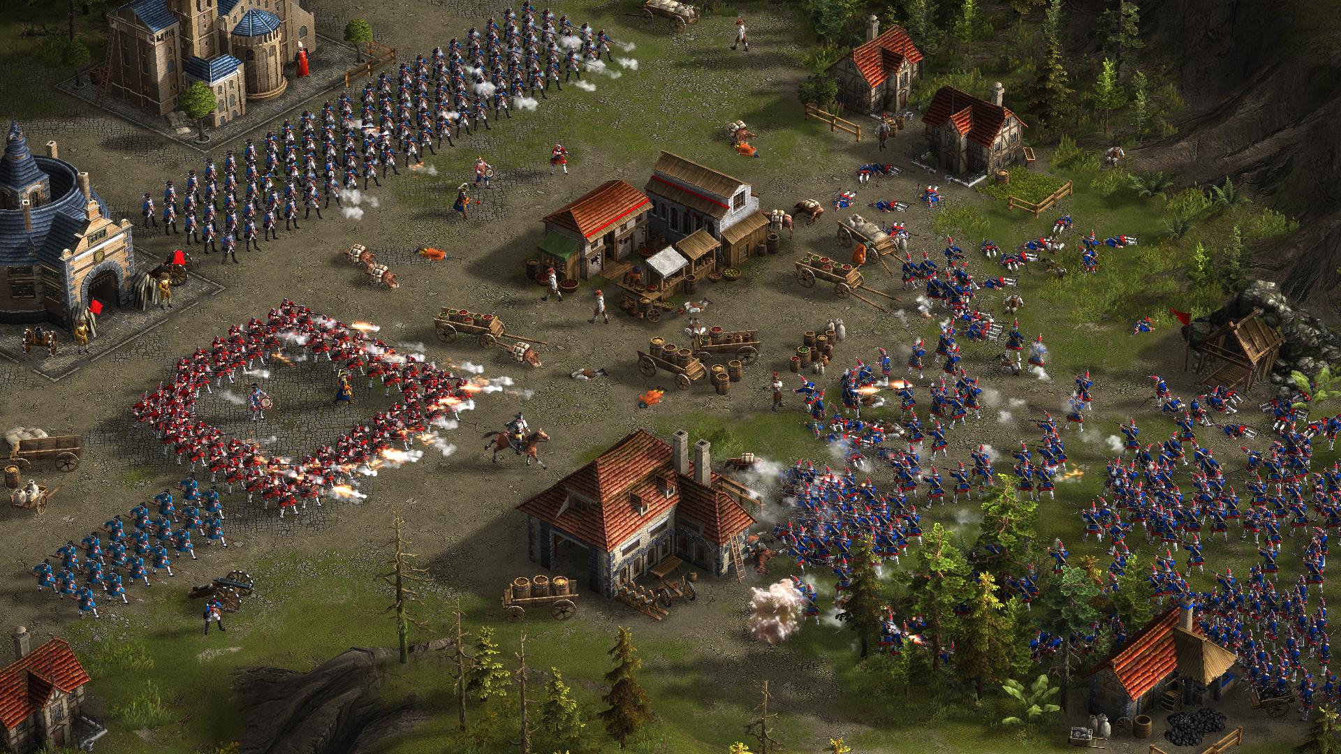 Cossacks 3: Path to Grandeur Screenshot 2