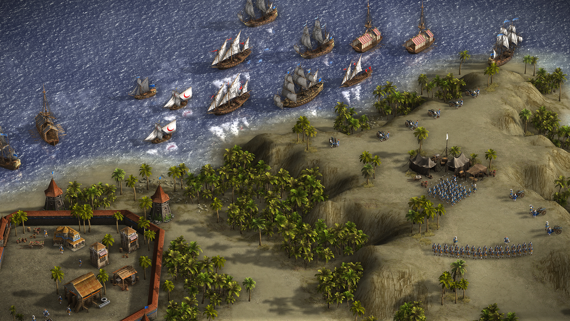 Cossacks 3: Path to Grandeur Screenshot 1