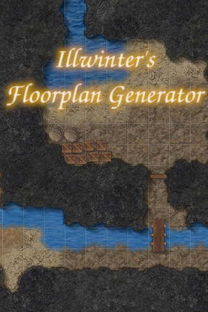 Illwinter's Floorplan Generator poster image on Steam Backlog