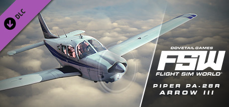 Flight Sim World: Piper PA-28R Arrow III Add-On · AppID: 630911