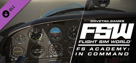 Flight Sim World: FS Academy: In Command Add-On · AppID: 630919