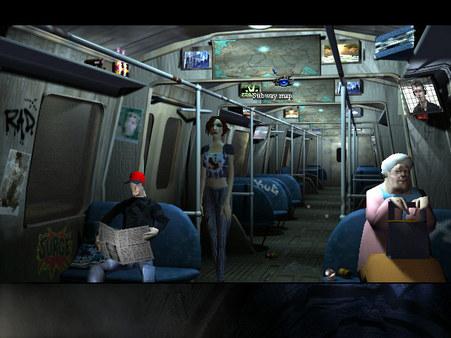 скриншот The Longest Journey 0