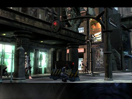 скриншот The Longest Journey 1