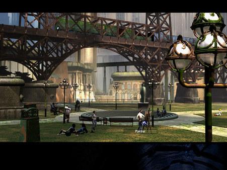 скриншот The Longest Journey 5