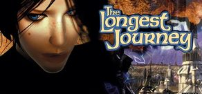 The Longest Journey cover art