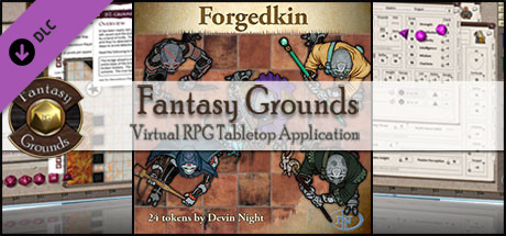 Fantasy Grounds - Forged Kin (Token Pack)