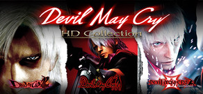 Devil May Cry HD Collection cover art