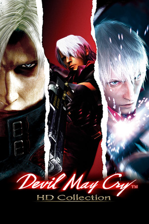Devil May Cry HD Collection poster image on Steam Backlog