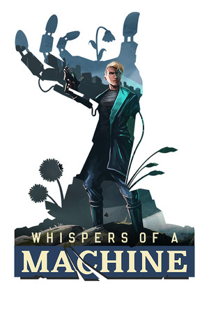 Whispers of a Machine poster image on Steam Backlog