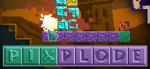 Pixplode cover art