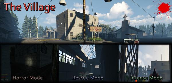 Скриншот из The Village