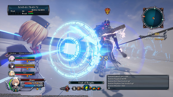 Cyberdimension Neptunia 4 Goddesses Online Multijugador Online