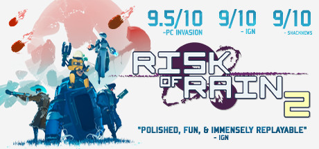 Risk of Rain 2 on Steam Backlog