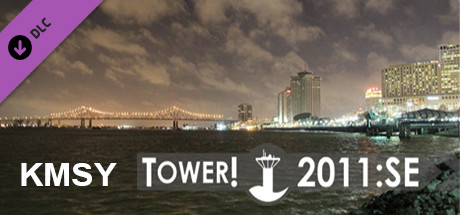 Tower!2011:SE - New Orleans [KMSY] Airport
