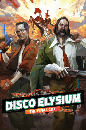 Disco Elysium poster image on Steam Backlog