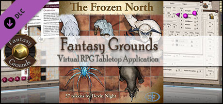 Fantasy Grounds - Frozen North (Token Pack)