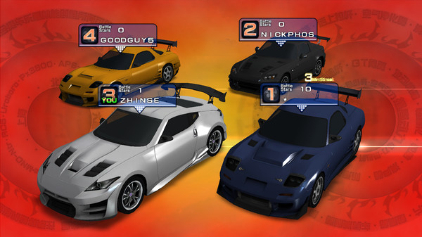 Скриншот из Fast Beat Loop Racer GT