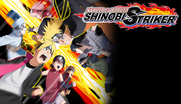 Download NARUTO TO BORUTO: SHINOBI STRIKER free download