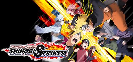 Game Banner NARUTO TO BORUTO: SHINOBI STRIKER